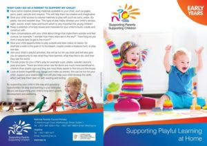 Supporting Playful Learning