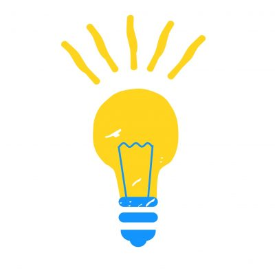 Light bulb logo-4600475c
